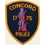 Concord MA Police Dept.